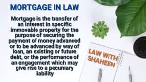 mortgage-and-types-of-mortgage-in-law